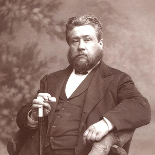 Featured Author - C H Spurgeon