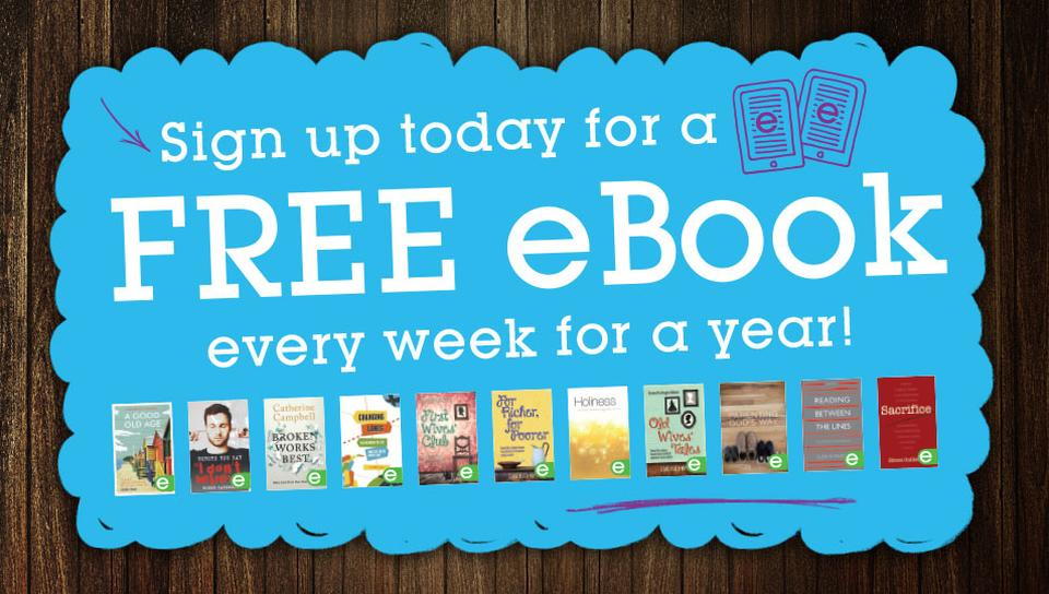 Free eBooks for a Year
