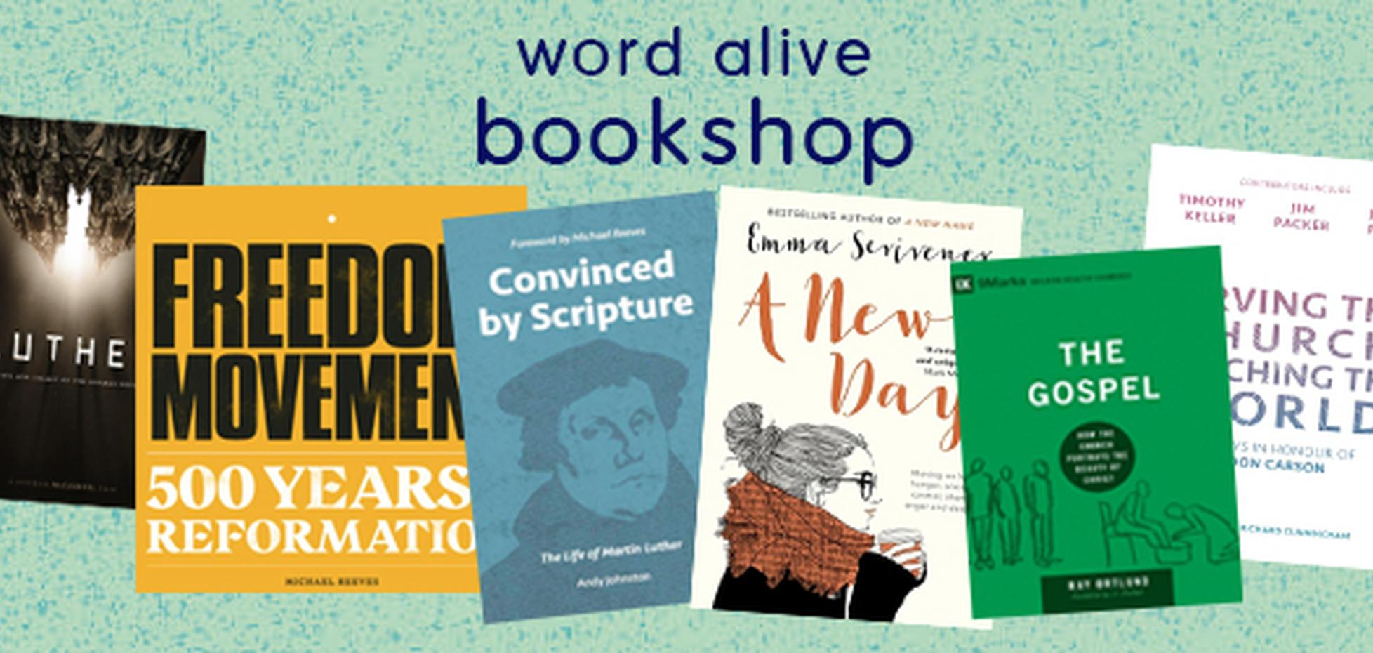 6 Products Being Launched at Word Alive