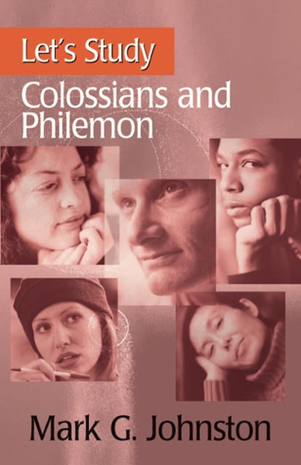 Lets study colossians and philemon paperback mark g johnston 33 off rrp fandeluxe