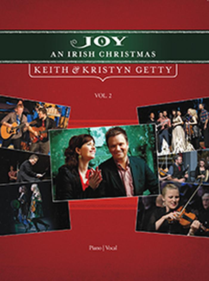 Joy: An Irish Christmas Songbook (Vol 2) (Songbook) - Keith Getty ...
