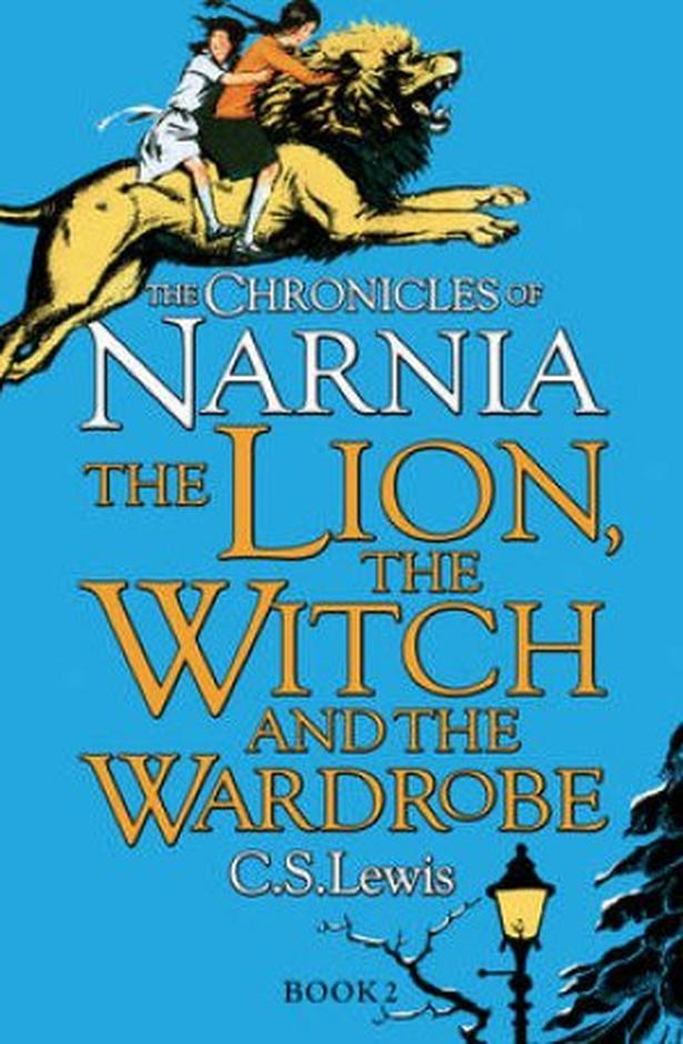 Image result for the lion the witch and the wardrobe blue cover