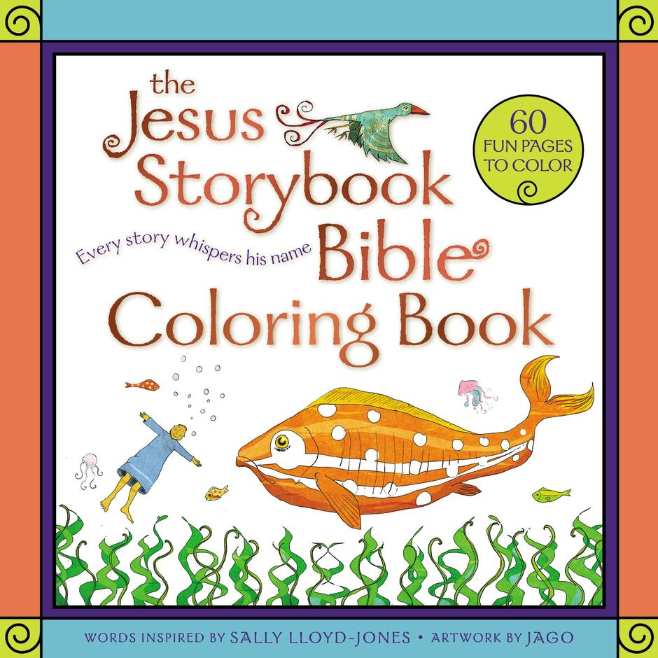 - The Jesus Storybook Bible Coloring Book (Paperback) - 10ofThose.com