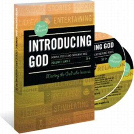 Introducing God: Volume 1 & 2 Course DVD by Dominic Steele