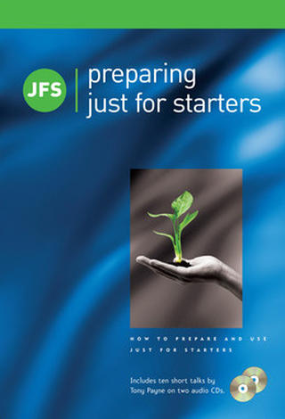 Preparing Just for Starters by Phillip Jensen