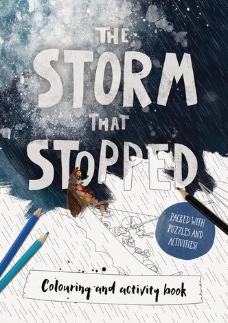 Storm That Stopped Coloring and Activity Book by Catalina Echeverri