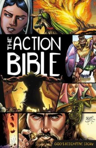 The Action Bible by