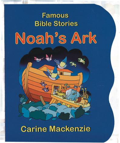Famous Bible Stories Noah's Ark by