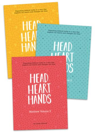 Head Heart Hands by Linda Allcock