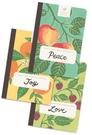 ESV Scripture Journal Pack by