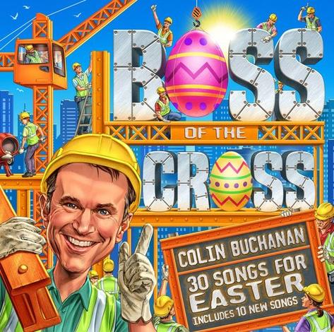 Boss Of The Cross by Colin Buchanan