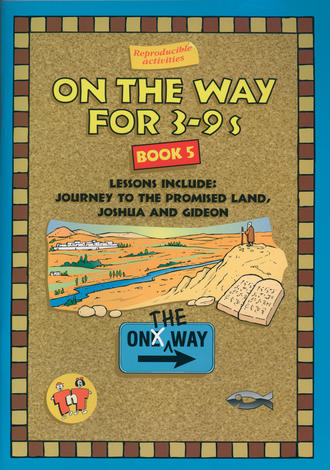 On The Way 3–9's – Book 5 by