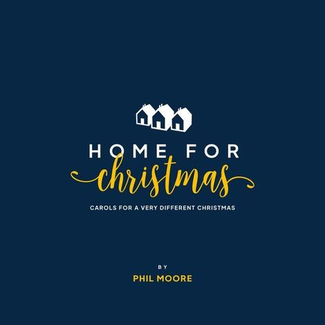 Home for Christmas Carol Service CD by Phil Moore and Roger Carswell