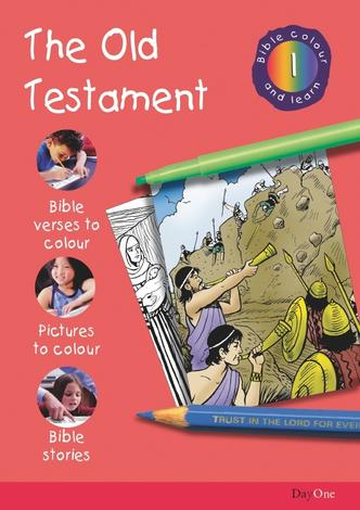 Bible Colour and learn: 01 Old Testament by