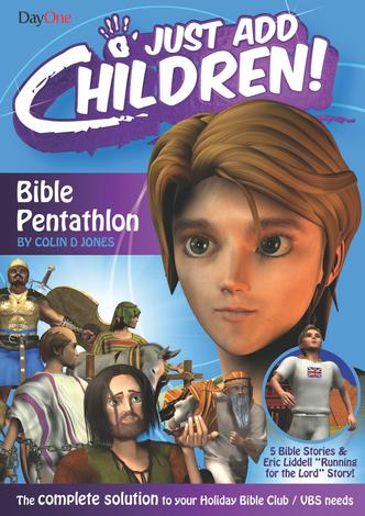 Bible Pentathlon by Colin D Jones