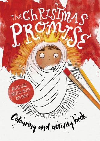 The Christmas Promise Colouring and Activity Book by Catalina Echeverri