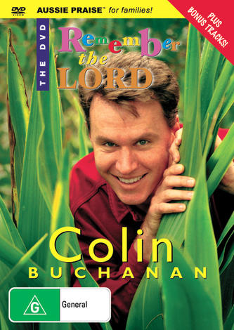 Remember The Lord DVD by Colin Buchanan