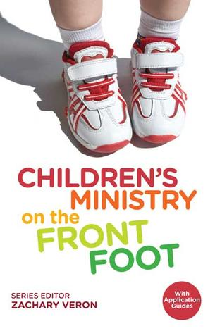 Children's Ministry on the Front Foot by Zachary Veron