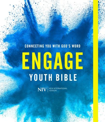 Engage NIV Youth Bible by