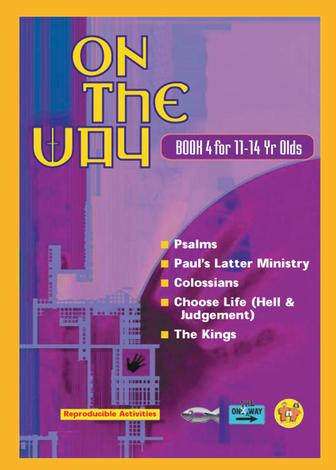 On The Way 11–14's – Book 4 by