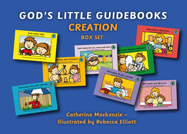 God's Little Guidebooks Creation by Catherine Mackenzie