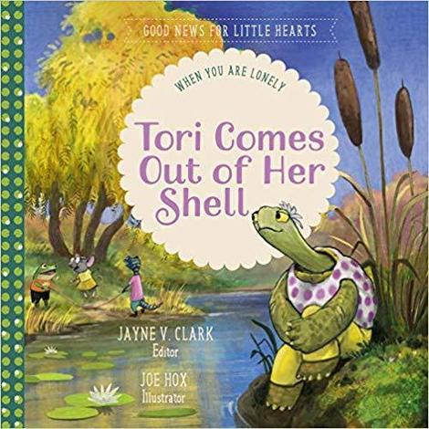 Tori Comes Out of Her Shell by Jayne V Clark