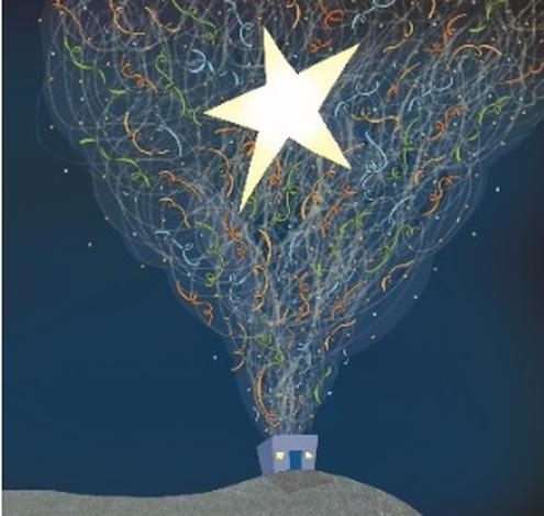 Christmas Cards – The Star Maker by