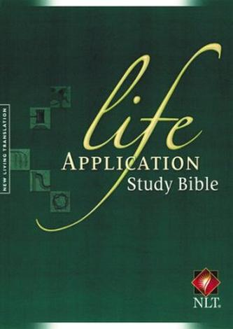 NLT Life Application Study Bible by