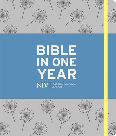 NIV Journalling Bible in One Year by