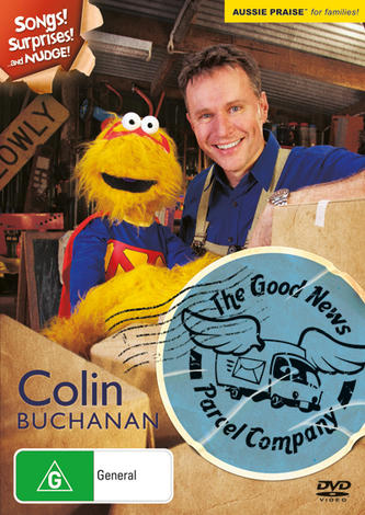The Good News Parcel Company DVD by Colin Buchanan