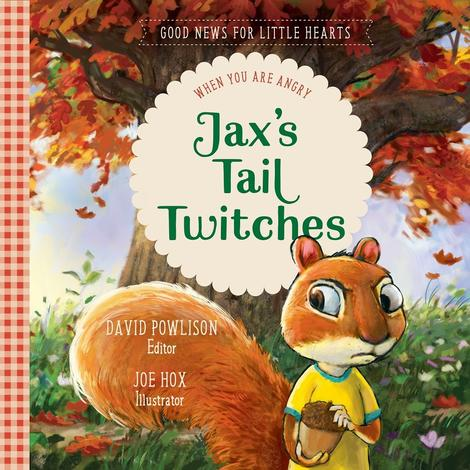 Jax's Tail Twitches by David Powlison