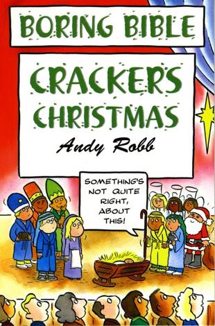 Crackers Christmas by Andy Robb