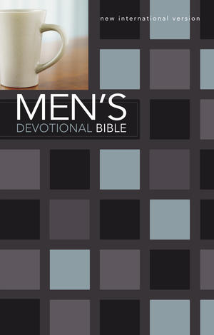 NIV Men's Devotional Bible by