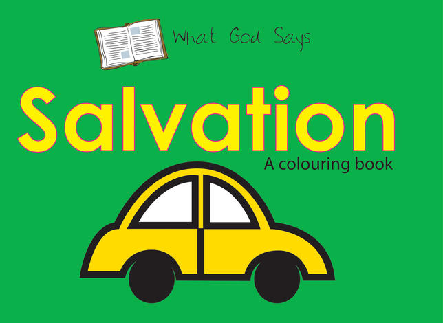 What God Says: Salvation by Catherine Mackenzie