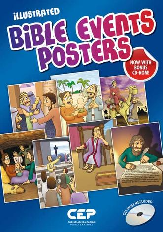 Bible Events Posters by