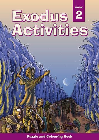 Exodus Activities by Martin Young