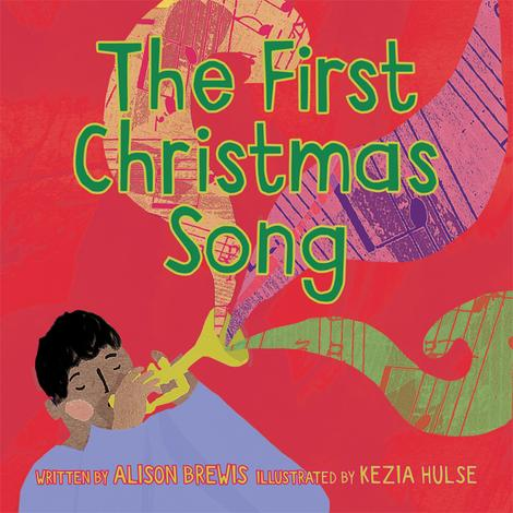 The First Christmas Song by Alison Brewis