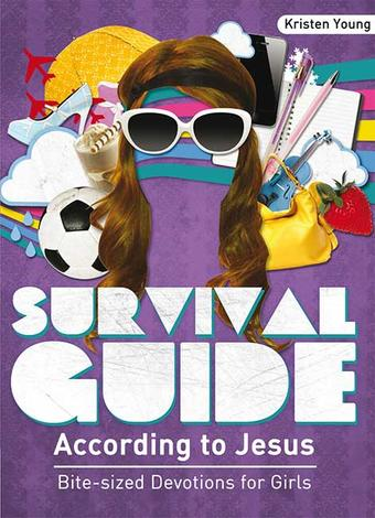 Survival Guide – According to Jesus (Girls) by Kristen Young