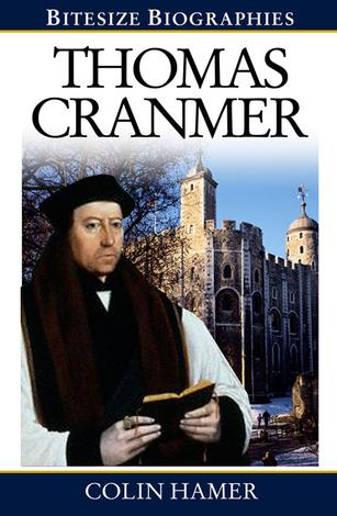 Thomas Cranmer by Colin Hamer