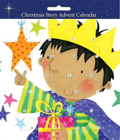Wise Men Children's Christmas Advent Calendar by