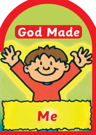 God Made: Me by Catherine Mackenzie