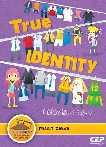 True Identity by Penny Reeve