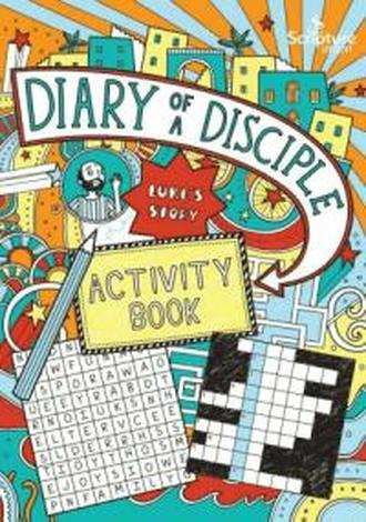 Diary of a Disciple Activity Book by Gemma Willis