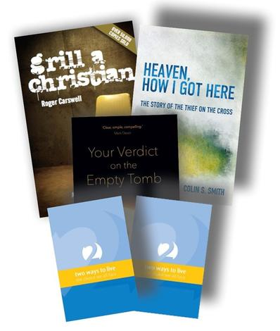 Super Value Evangelism Pack by