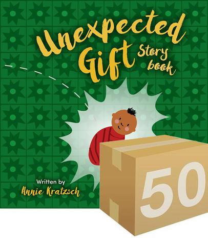 GIVE-AWAY: The Unexpected Gift Storybook by Annie Kratzsch