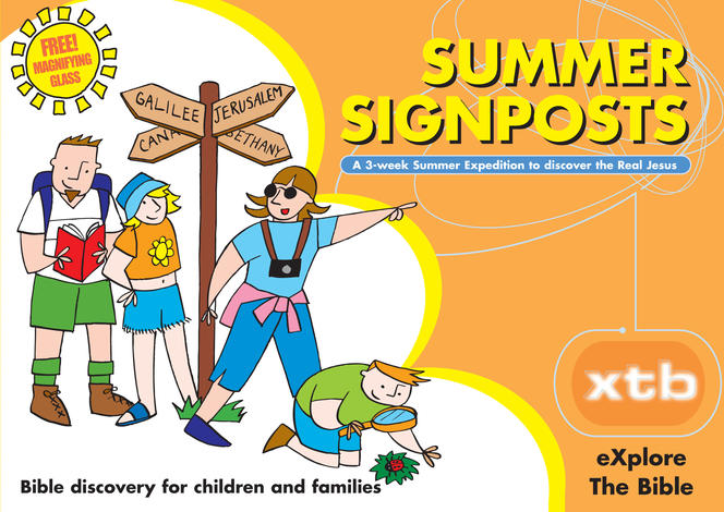 XTB Summer Signposts by Alison Mitchell