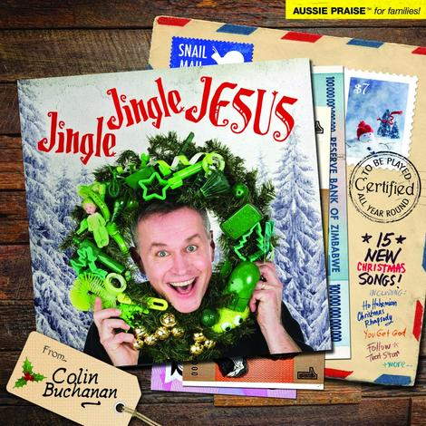 Jingle Jingle Jesus CD by Colin Buchanan