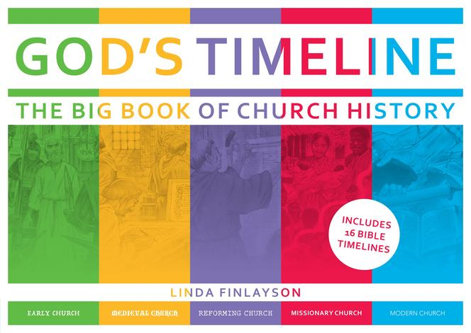 God's Timeline by Linda Finlayson