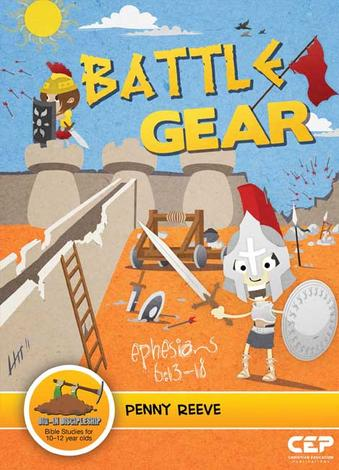 Battle Gear by Penny Reeve