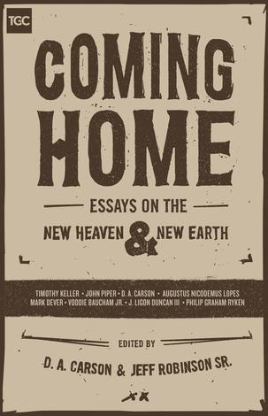 Coming Home by D A Carson